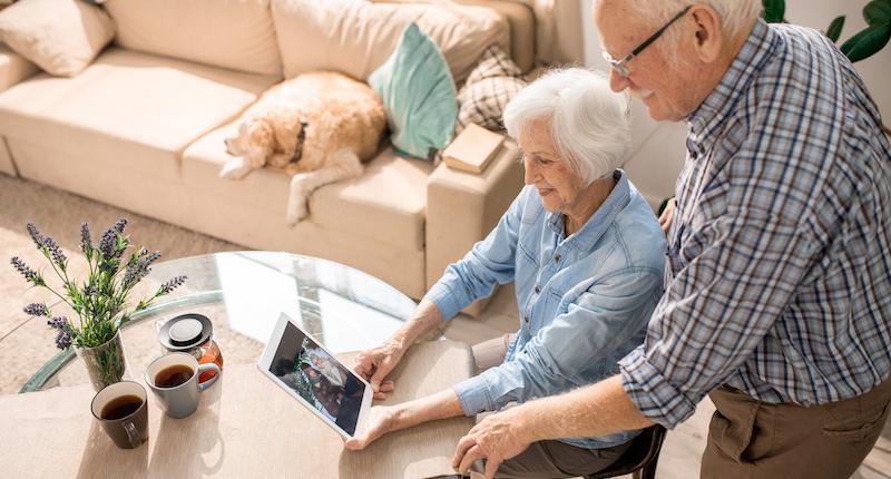 CallMe is beschikbaar als woningspecifieke oplossing