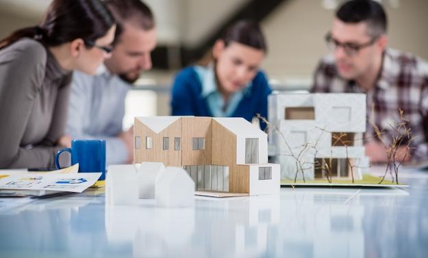 Intercomsystemen voor de woningbouw