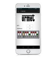 intercom met apps van Urmet