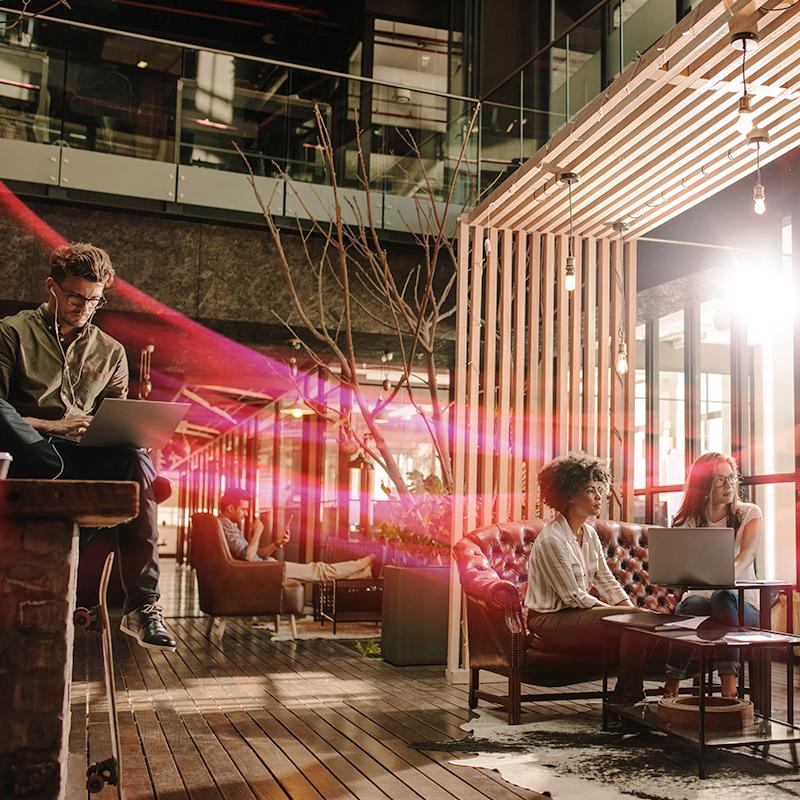 Elbo Technology zorgt voor perfecte interactie tussen gebouw en mens