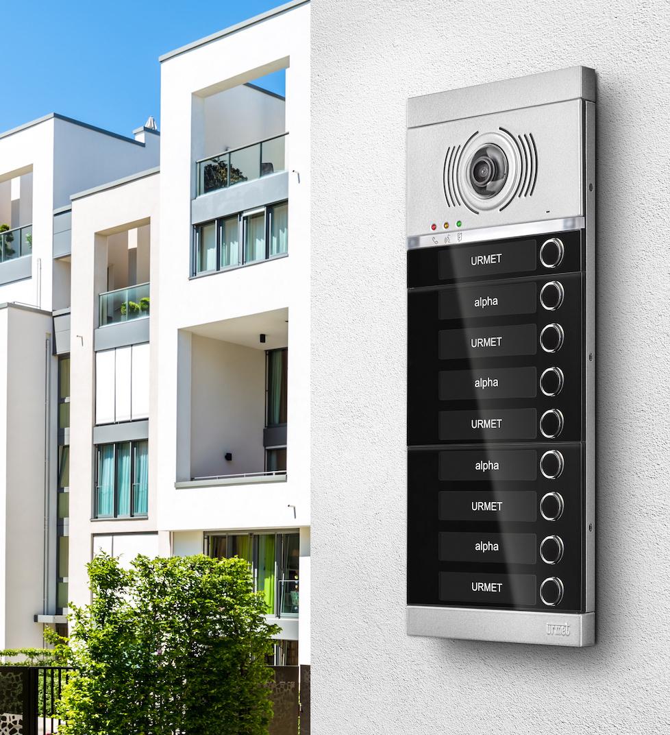 Met de intercomsystemen van Urmet biedt Elbo Technology slimme, mooie en veilige oplossingen