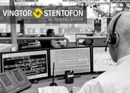 Vingtor-Stentofon introduceert een intelligent communicatiesysteem