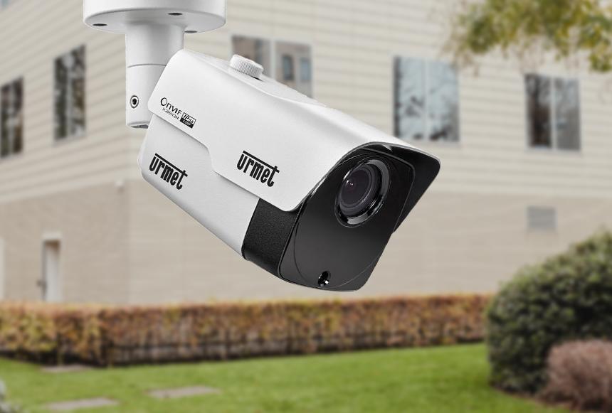 Camerasystemen: slimme oplossingen van Urmet en Geutebrück bij Elbo Technology