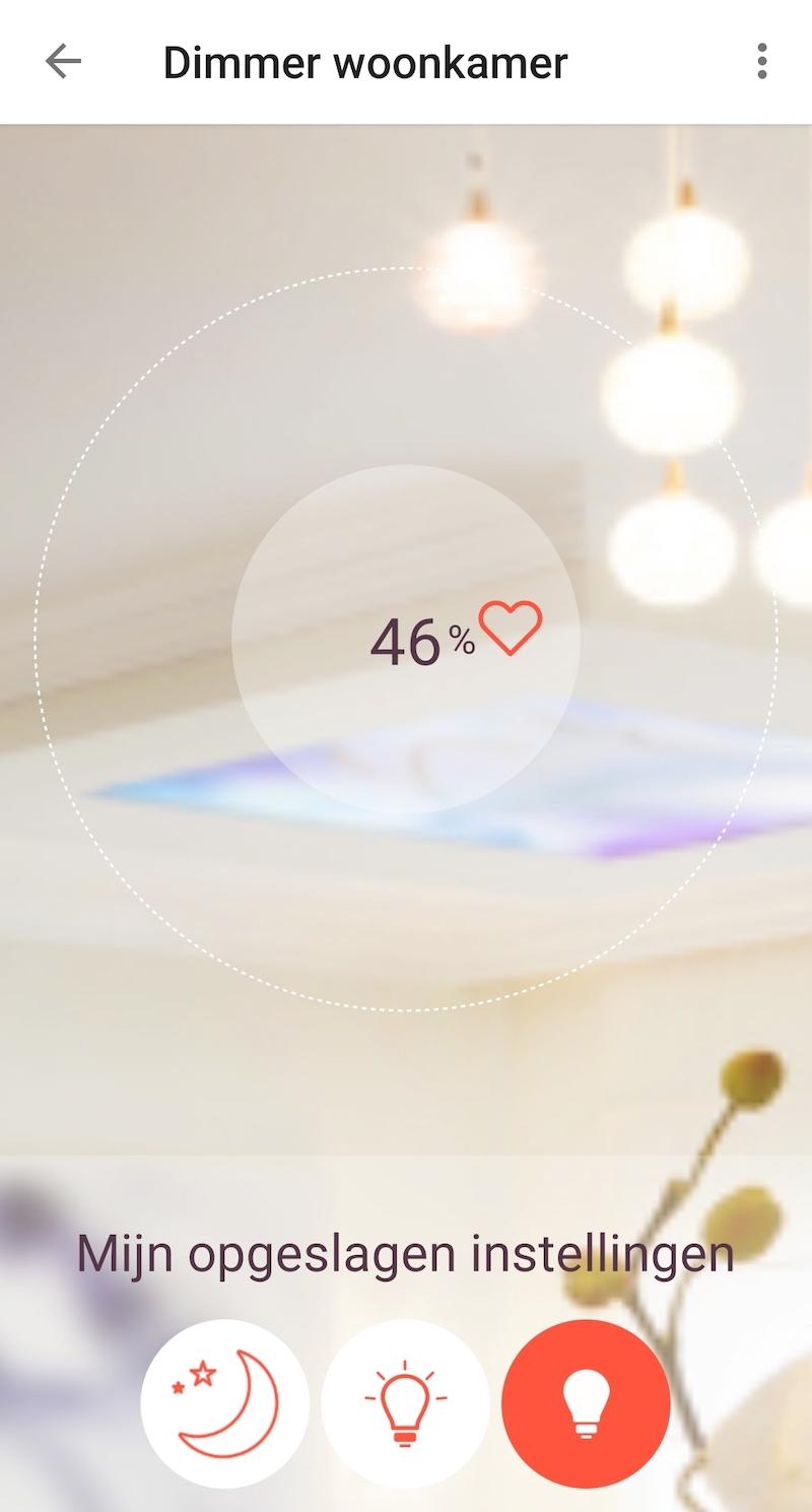 YnO-app voor smart home