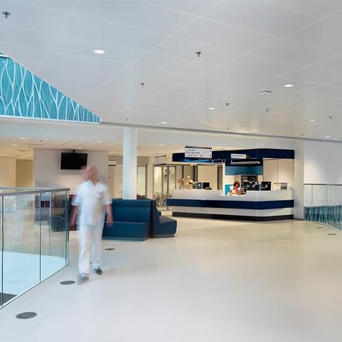 Beter ziekenhuis dankzij geïntegreerde bouw