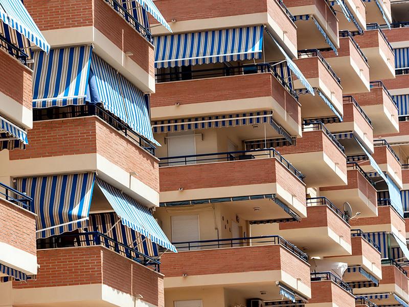 Domotica verhoogt nu ook het comfort in wooncomplexen!