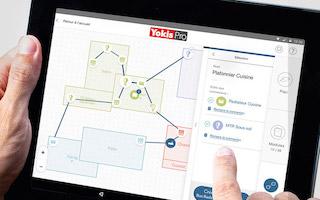 draadloze domotica beheren en installeren via de pro-app