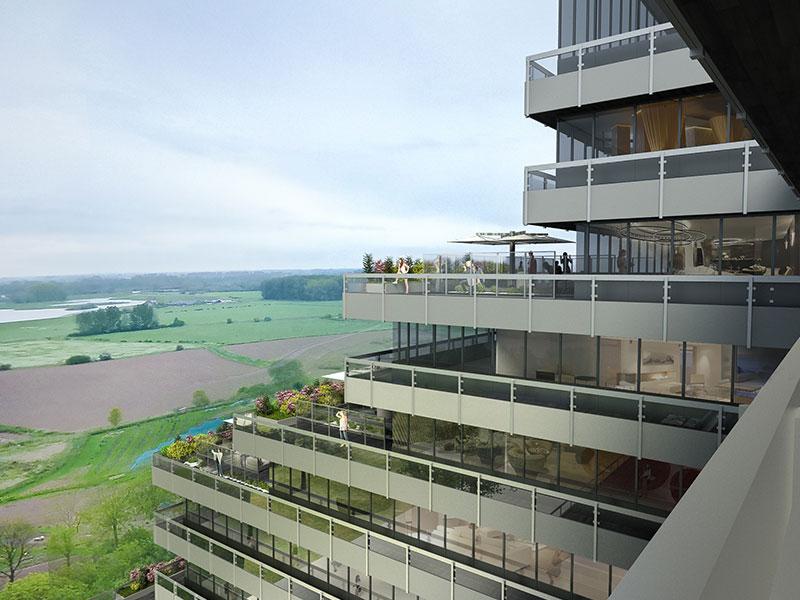 Project Estel Residence: exclusieve luxe door slimme oplossingen van Elbo
