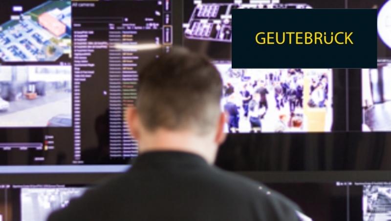 Veiligheid in gebouwen met Geutebrück: cameraobservatie met vele integratiemogelijkheden