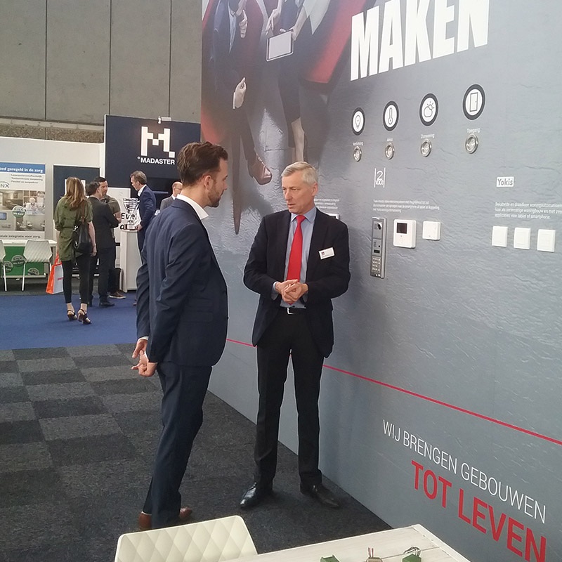 Nieuws Terugblik Building Holland: essentiële rol voor Elbo bij duurzame gebouwen
