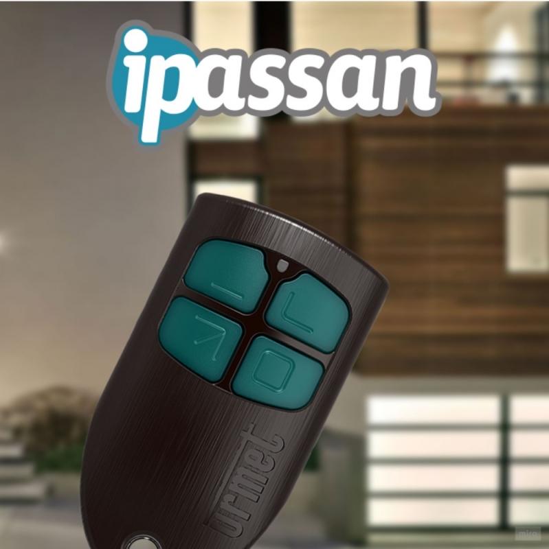 toegangscontrole met ipassan