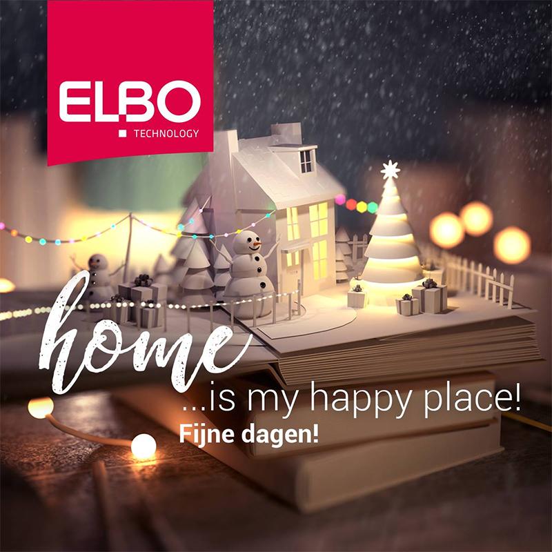 Een warme groet van Elbo