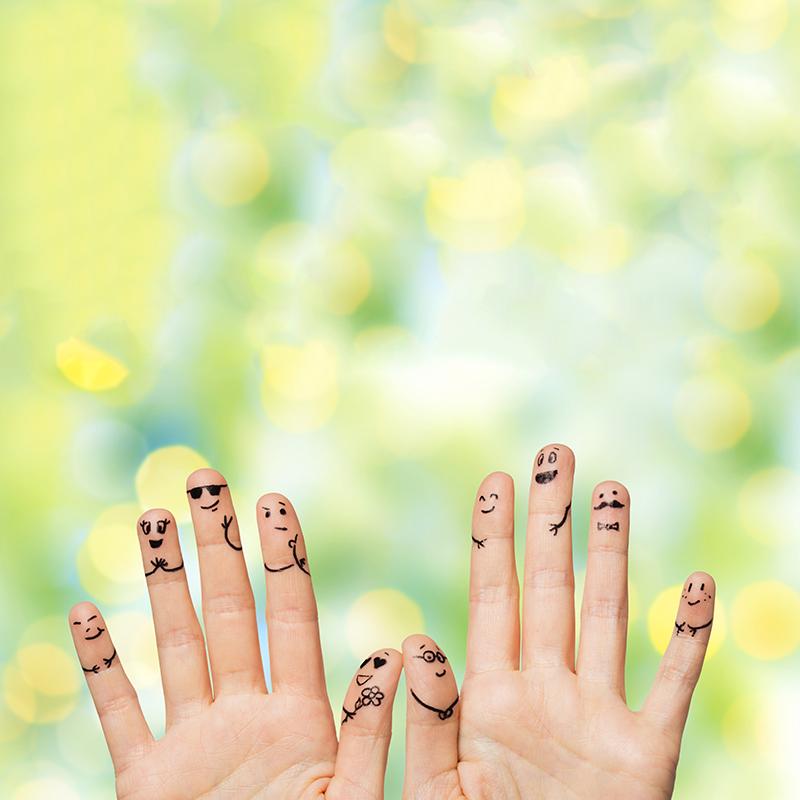 Met Miro twee handen vrij!