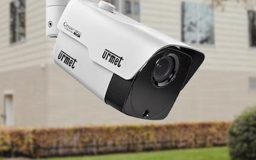 Camerasystemen met IP netwerkcamera's en -recorders