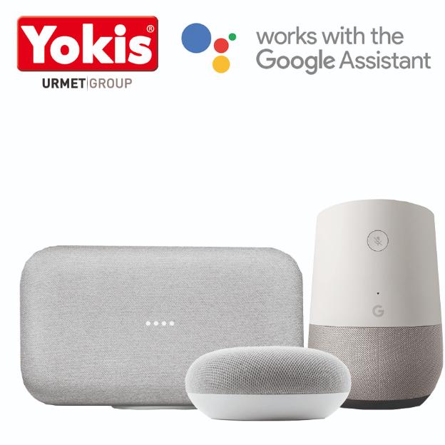 Yokis en Google Assistant: samen voor hoog gebruikersgemak