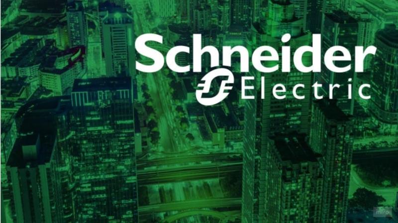 LED-noodverlichting van Schneider OVA