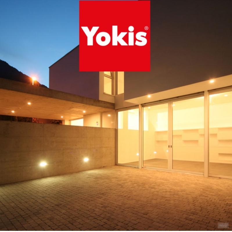 Yokis woningautomatisering via Elbo Technology