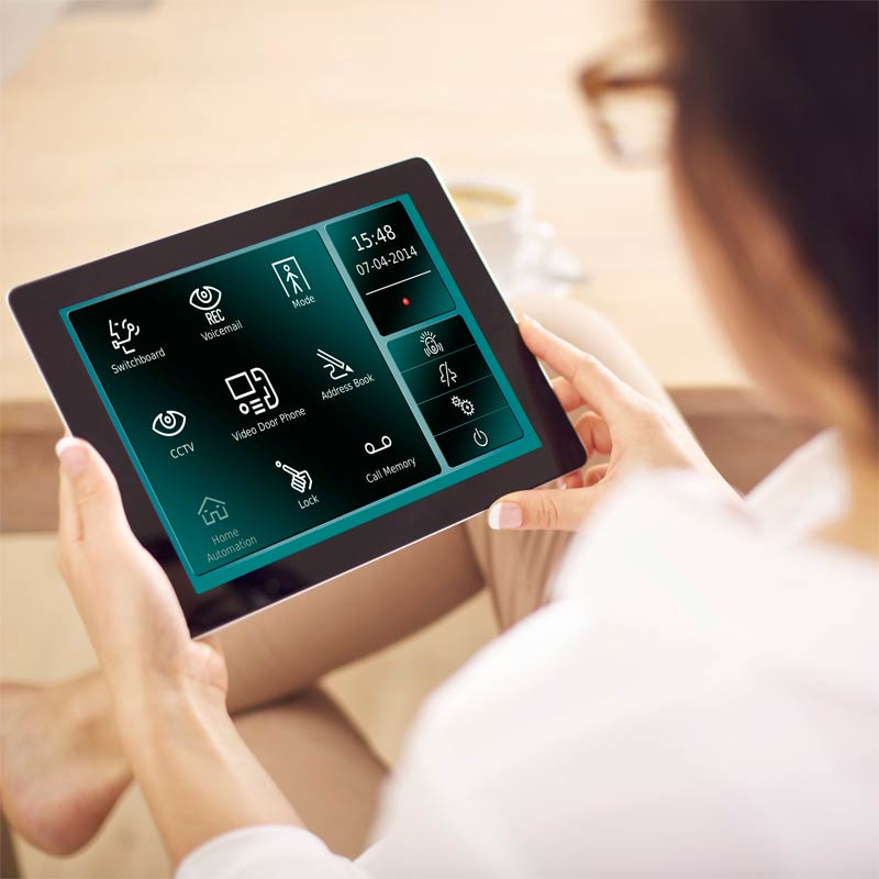 IPerVoice-app voor smartphone en tablet